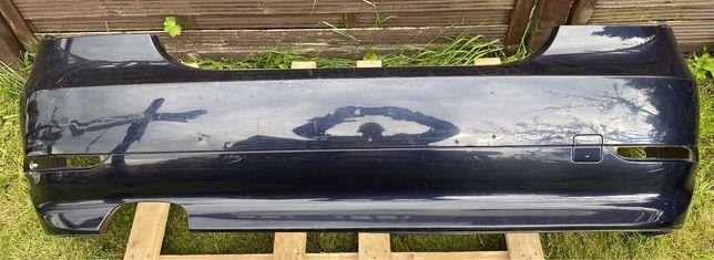 Bmw E60 Sedan zderzak tylny tył Tu orient-blau 317