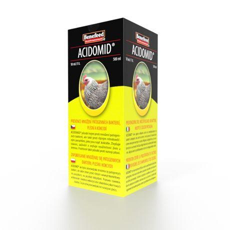 Benefeed - Acidomid Drób - Zapobiega kokcydiozie