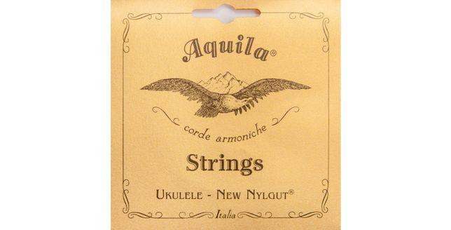 Struny do ukulele sopranowego Aquila U NN 4U New Nylgut