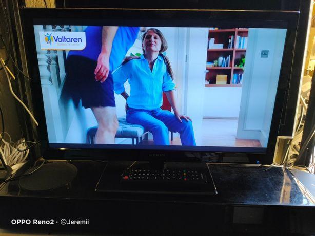 """ORION 12 Volt Ekstra Sprawny LED TV 24"""" 61 cm. Full HD DVBT Mpeg4"""