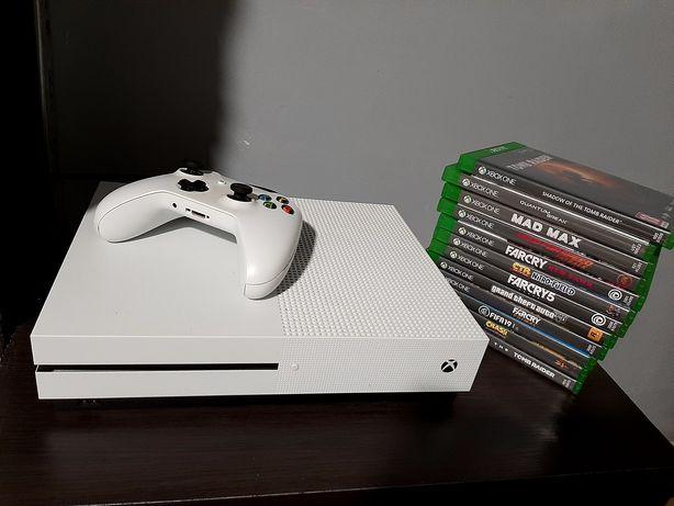 Xbox one s gry pakiet gta far cry crash fifa tomb raider