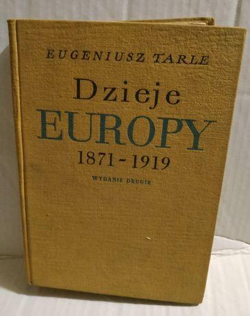 Tarle dzieje Europy 1871 A235
