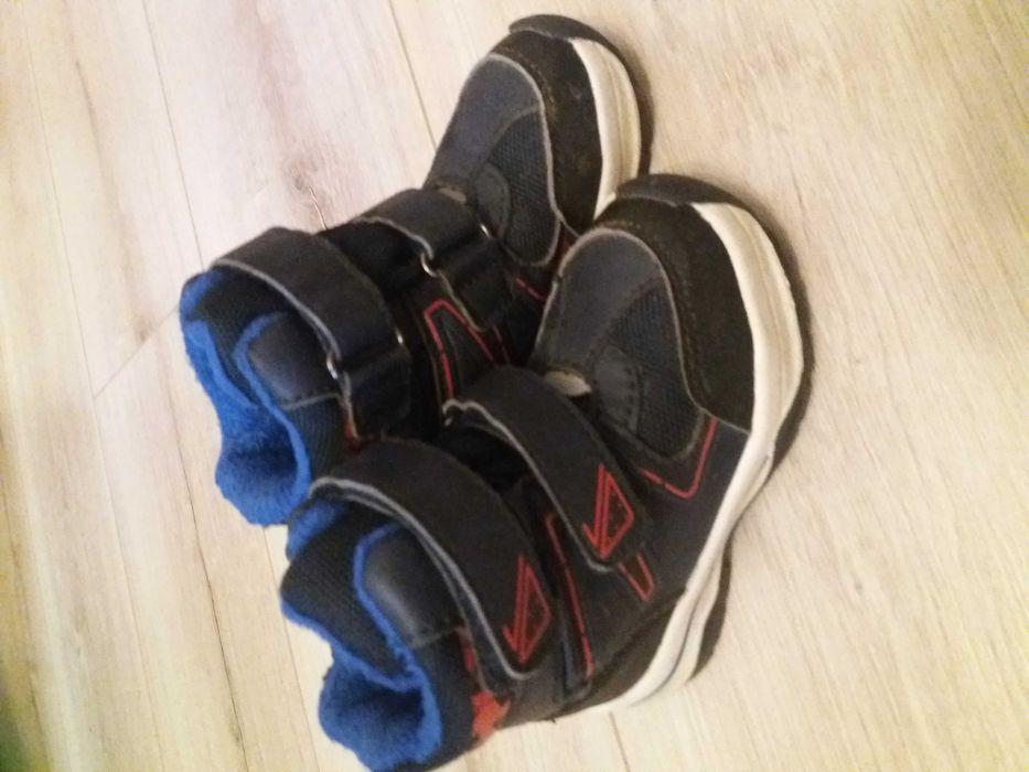 Buty zimowe chłopięce 21 Grójec - image 1