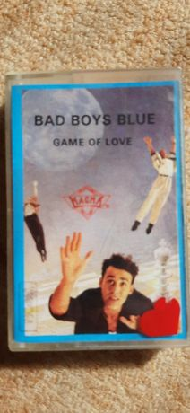 Kasety magnetofonowe Bad Boys Blue