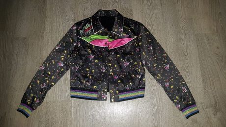 Распродажа. новая крутая куртка care label s-m