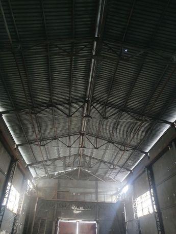 Аренда склада - ангара в г. Кременчуг