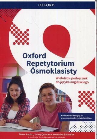 Oxford repetytorium osmoklasisty testy