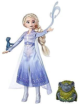 Эльза кукла Frozen 2 Disney оригинал