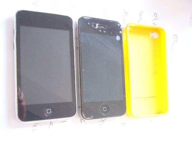 Vendo Iphone e Ipod
