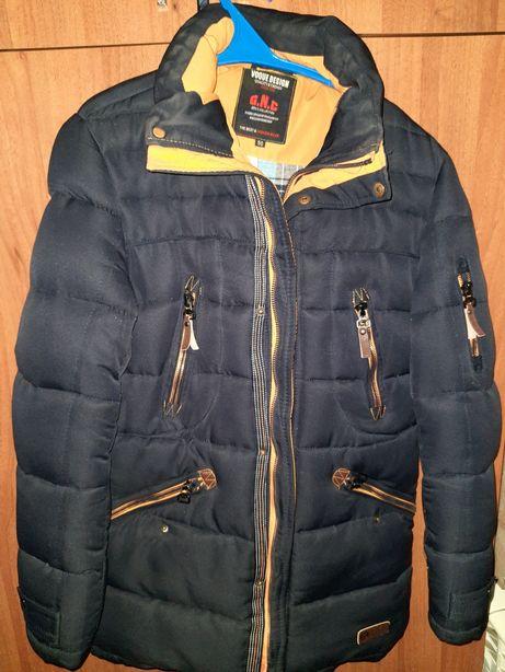 Продам куртку мужская на подростка