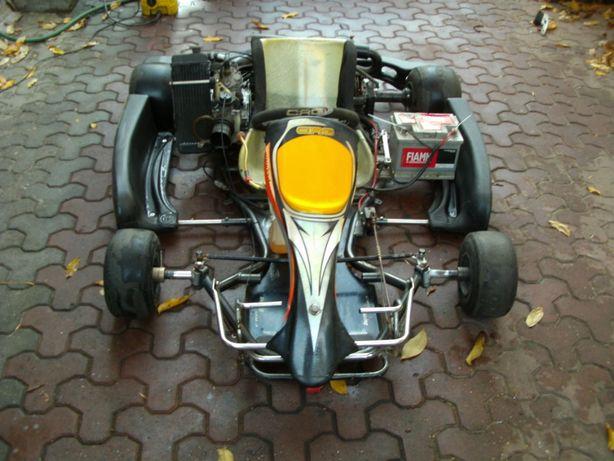 Gokart   CRG   DD2   Rotaxmax 125cc