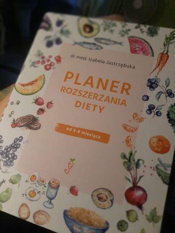 NOWY Planer rozszerzania diety. Izabela Jastrzębska