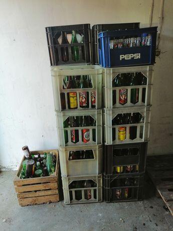 Transportery na wino butelki po winie