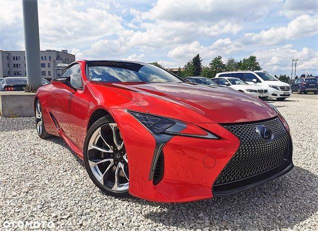 Lexus LC Superturismo/Carbonowy dach/Mark&Levinson/Alcantara/Spoiler/FV Marża