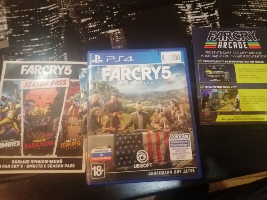 Far cry 5 для PS4 Запорожье - изображение 1
