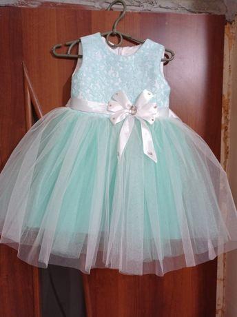 Платье на 3 года 92-98