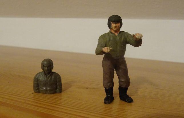 Figurki amerykańskich czołgistów zimowy Tamiya 1/35 sprzedam/zamienię
