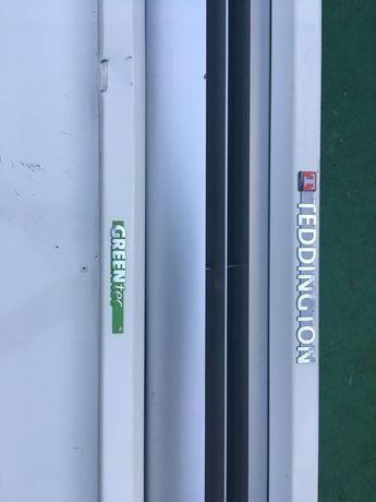 Kurtyna powietrzna z nagrzewnicą elektryczna TEDDINGTON Green tec