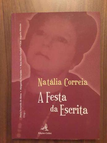 Natália Correia A Festa da Escrita