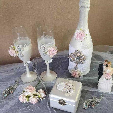 Свадебный набор на заказ