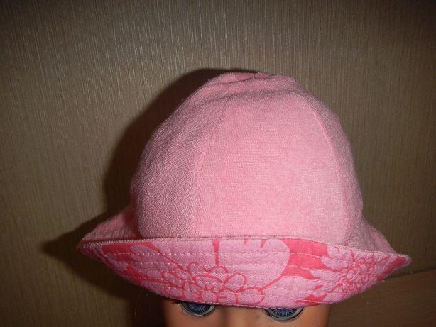 Панама h & m р.44см(2-4 мес) двухсторонняя шляпа
