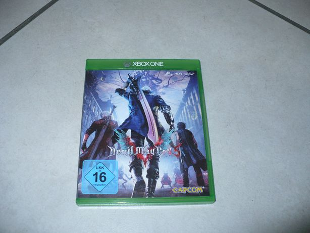 Devil May Cry 5 na Xboxa Ona
