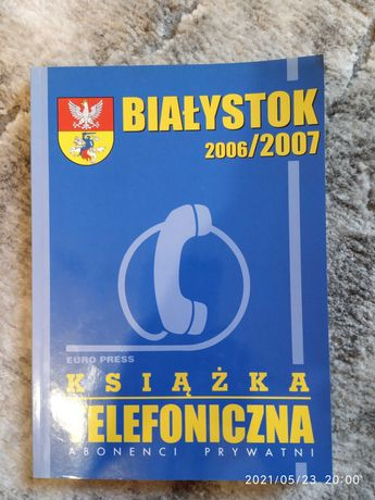 Książka telefoniczna
