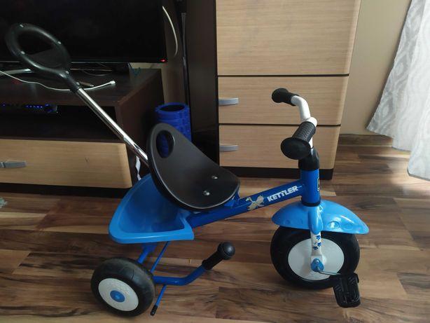 Rower trójkołowy dla dziecka