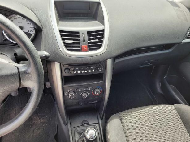 Peugeot 207 cabriolet