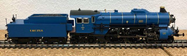 Locomotiva Märklin H0 37017 - S2/6, Bay. Sts. B.