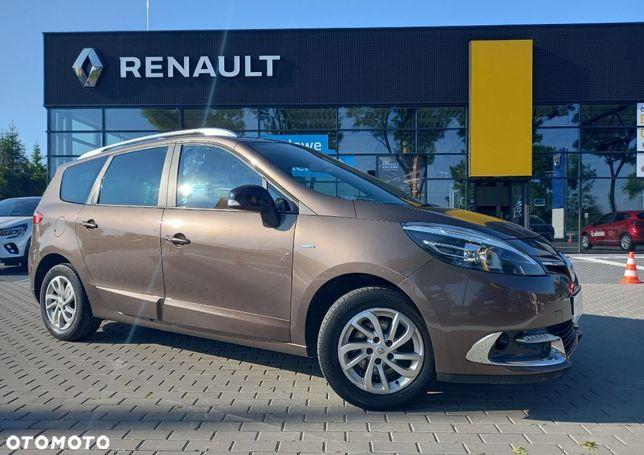 Renault Scenic Salon Polska / 1 Właściciel / Serwis ASO / Bezwypadkowy