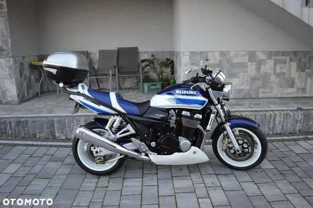 Suzuki GSX gsx 1400 Oryginał ! przebieg 17 tys
