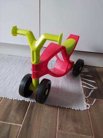 Bicicleta 4 rodas sem pedais