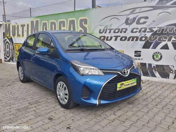 Toyota Yaris 1.4 D-4D ACtive+AC