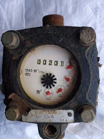 Водомер, счётчик для воды ВКСМ
