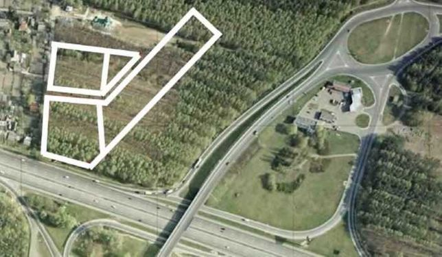 Фасадный участок, Бориспольское шоссе 2,5 га !!!