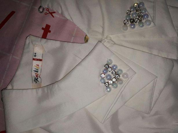 Школьная Блуза нарядная