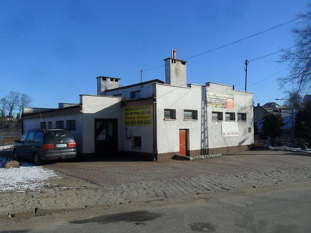 Sprzedam lokal/budynek pod działalność Bartoszyce