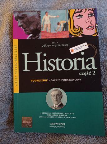 Książka do historii do klasy 1 ponadpodstawowej część druga