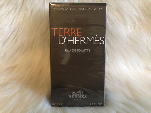 Hermes Terre d'Hermes 100ml. Oryginał Gwarancja