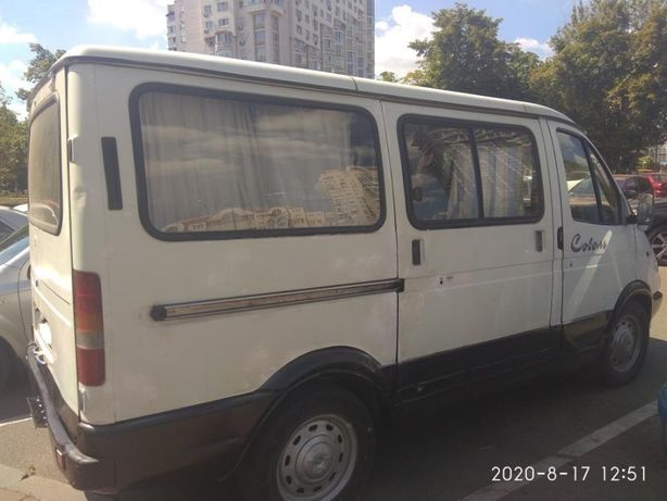 Продам Соболь ГАЗ-2217 Баргузин