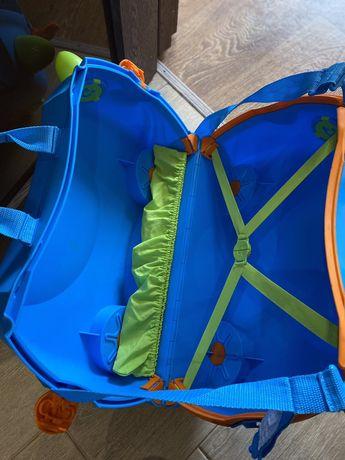 Продам дорожный чемодан для детей