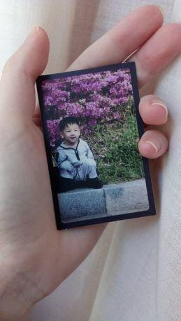 (KPOP) Photocard Woojin (portes incluídos)