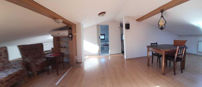 Mieszkanie typu studio na poddaszu