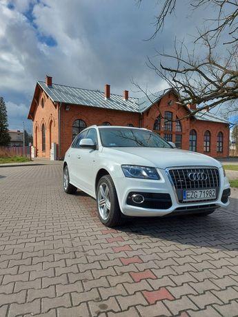 Audi q5 2.0 tdi quattro,szklany dach, s line