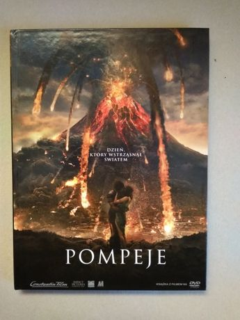 Film dvd Pompeje