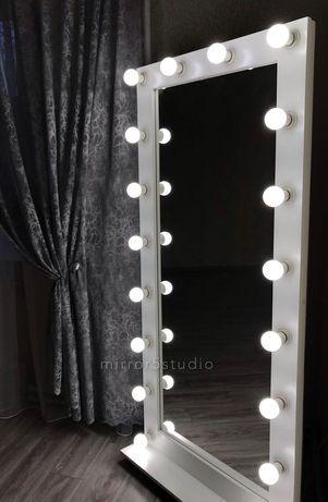 Дзеркало з підсвіткою, зеркало с лампочками