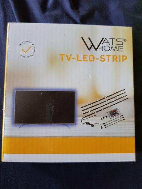 Sprzedam nowe led lampki do tv laptopa pokoju na schody samoprzylepne