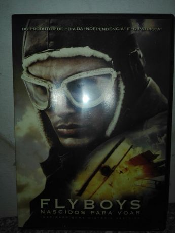 Filme DVD Flyboys Nascidos para Voar Ano 2007