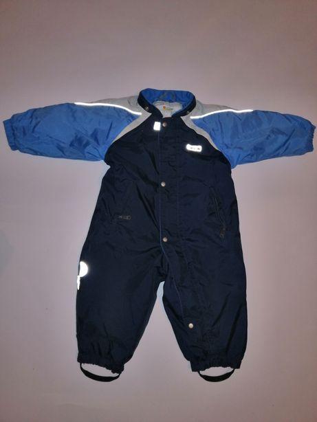 Kombinezon Reima roz.80/86,zimowy,ociepleny,narciarski,kurtka,spodnie,